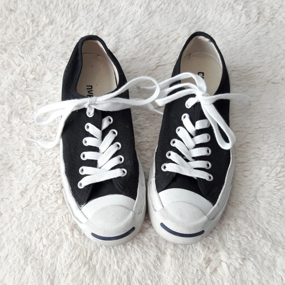 9562743e60b7 Converse Shoes - Converse Jack Purcell Cap Toe Low Top Sneakers